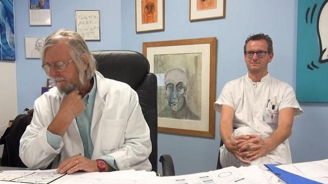"""Didier Raoult: """"L'épidémie actuelle n'a rien à voir avec celle de Mars ! C'est une autre maladie !"""""""