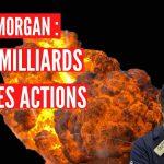 La JPMorgan prévoit des flux vendeurs sur les marchés actions pour l'équivalent de 200 milliards $