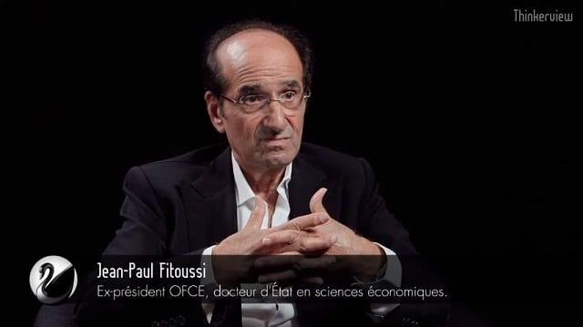 Crise économique, débats interdits en France ?... Avec Jean-Paul Fitoussi sur THINKERVIEW