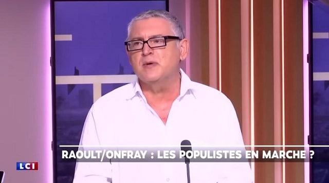 Michel Onfray recadre Laurent Alexandre sur le Pr. Raoult: «Il délire complètement»