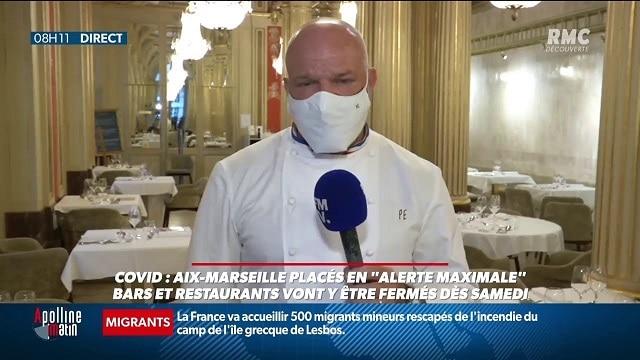 """""""On est en train de nous achever !"""": le coup de gueule de Philippe Etchebest"""