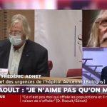 Quand 3 chroniqueurs défendent Didier Raoult et l'hydroxychloroquine face à un médecin