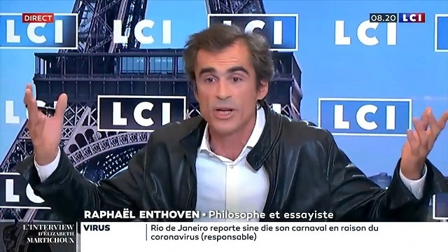 Raphaël Enthoven s