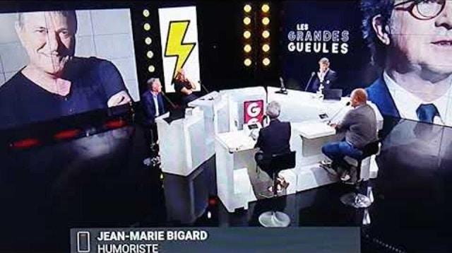 """""""Il lèche le cul des gouvernants"""": Jean-Marie Bigard répond à François Cluzet"""