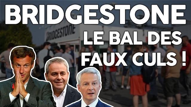 """Florian Philippot: """"Fermeture de l'usine BRIDGESTONE: ils se moquent tous de nous !"""""""