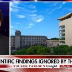 Carlson Tucker dénonce fermement la censure de Facebook relative à la virologue chinoise: « On est pas en Russie ici !!! »