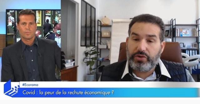Covid - Reconfinement: une rechute économique inévitable ?... Eléments de Réponse avec Charles Sannat !