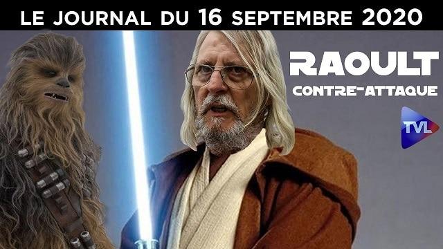Le Professeur Didier Raoult donne des sueurs froides au pouvoir