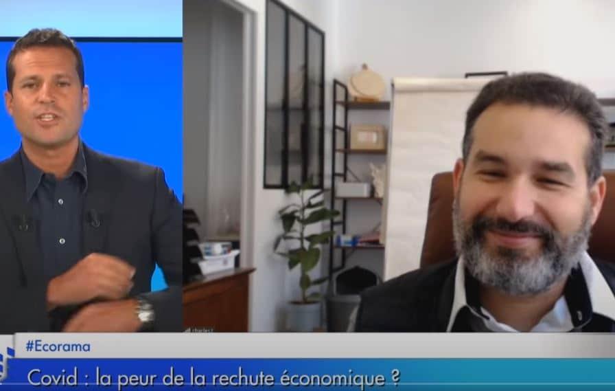 Emission Ecorama - Covid: une rechute économique inévitable ?