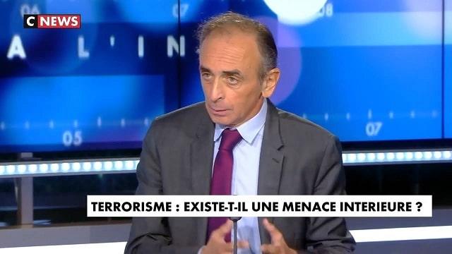 """Éric Zemmour: """"Mais que faisait ce terroriste Pakistanais en France ?"""""""