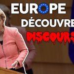 """Florian Philippot: """"L'incroyable discours, délirant, fou,… de la Présidente de la Commission européenne !"""""""