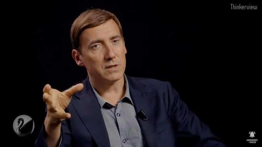 """Gaël Giraud: """"Si on avait une réédition de la crise des subprimes de 2008, la moitié de nos banques sont en Faillite !"""""""
