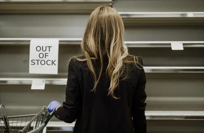 USA - Warning: La chaîne d'approvisionnement est rompue et les pénuries alimentaires sont là !