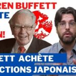 Warren Buffett parie sur le Japon ! 6 milliards d'actions à long terme