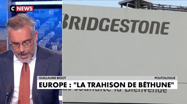 """Désindustrialisation: Guillaume Bigot dénonce ceux """"qui ont patiemment et minutieusement préparé le désastre dont ils ont l'indécence de se plaindre"""""""