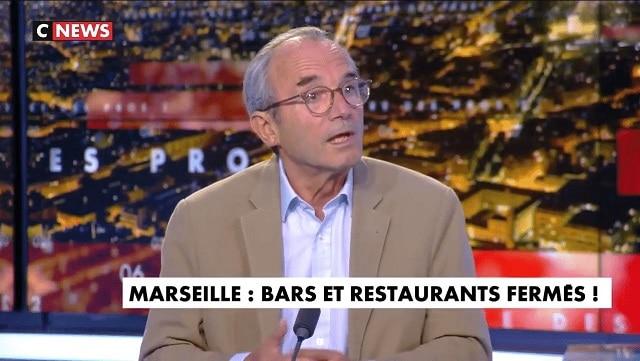 """Ivan Rioufol: """"Les annonces d'Olivier Véran sont dirigées contre le Professeur Didier Raoult et Marseille"""""""
