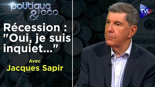 """Covid-19: quand la récession s'ajoute à la dépression... Avec Jacques Sapir sur Tvlibertés: """"Oui, je suis inquiet…"""""""