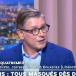 """Jean Quatremer: «On est plus en démocratie désormais…C'est terminé ! Nous sommes en bureaucratie !"""""""