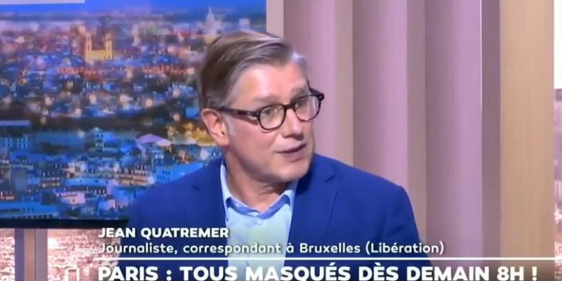 """Jean Quatremer: """"On est plus en démocratie désormais...C"""