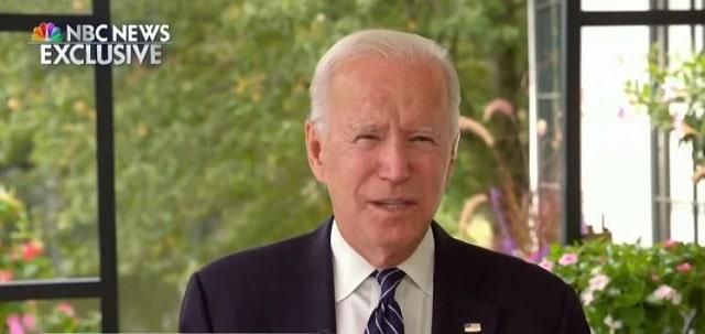 Joe Biden compare Donald Trump à Joseph Goebbels ! Rien que ça...