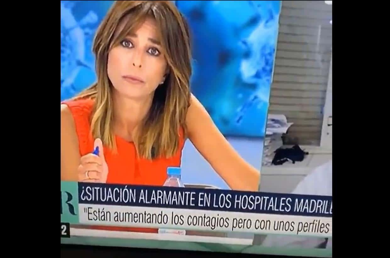 Espagne: Les médias annoncent une situation alarmante dans les hôpitaux de Madrid en utilisant des images d'hôpitaux chinois !