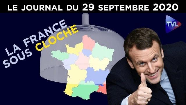 Covid-19: Macron vers le reconfinement forcé ?