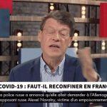 Echange très musclé sur la vaccination entre Laurent Alexandre et Jean Marc Morandini