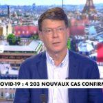 Laurent Alexandre se ridiculise sur CNews en s'en prenant à Raoult et en justifiant la «2ème vague»