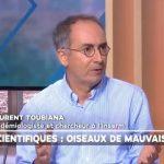 """Laurent Toubiana, épidémiologiste: """"La théorie de la 2ème vague est complètement folle, fabulatrice !"""""""