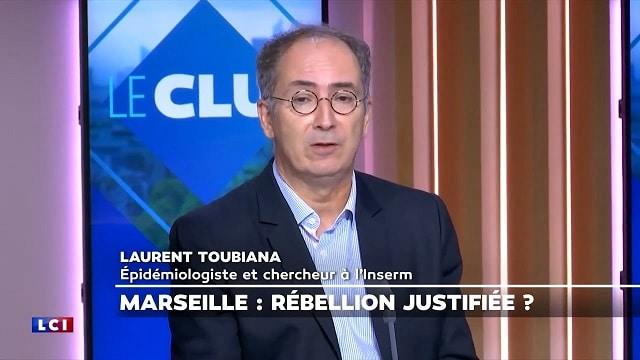 Le Professeur Toubiana exceptionnel sur LCI nous explique clairement pourquoi l'épidémie est terminée