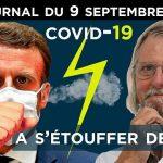 Covid-19: le gouvernement s'étouffe !