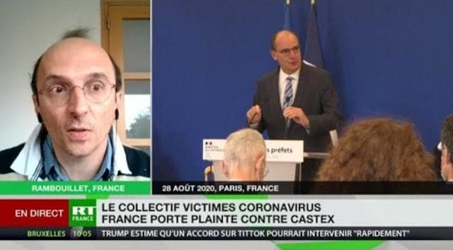 """Plainte contre Jean Castex: """"Nous avons un gouvernement qui est complètement perdu !"""" - Avec Maître Fabrice di Vizio"""