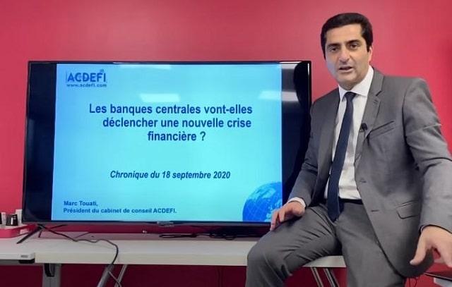 Les banques centrales vont-elles déclencher une nouvelle crise bancaire et financière ?... Avec Marc Touati !