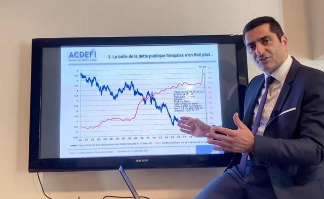 La France en DANGER: la DETTE publique EXPLOSE et atteint un niveau STRATOSPHÉRIQUE, alors que l'activité économique rechute... Avec Marc Touati