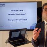 Immobilier en France: la bulle va-t-elle enfin éclater ?… Éléments de réponse avec Marc Touati