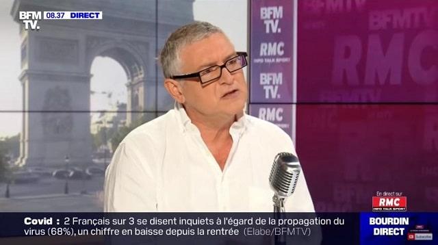 """""""Il faut pouvoir montrer qu'on désire la France. Il y a des règles !"""": Michel Onfray était sur RMC"""