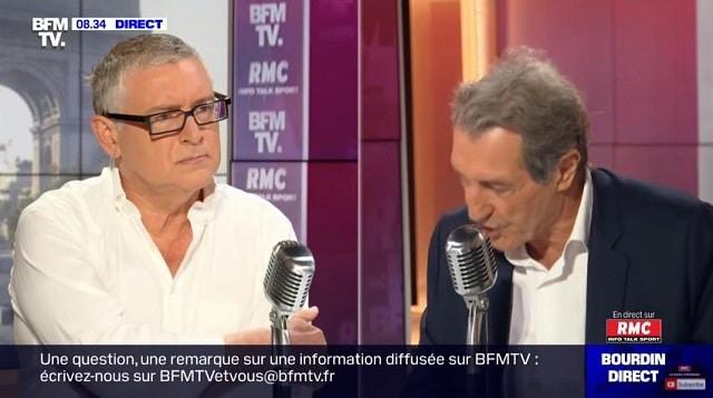 """Michel Onfray: """"Les anti-masques ne sont pas gênés par un téléphone qui permet un traçage"""""""