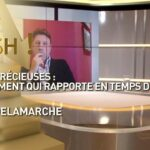 Pierres précieuses: un placement qui rapporte en temps de crise ?… Réponse Avec Olivier Delamarche dans C'est Cash !