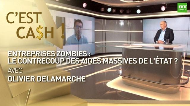 Entreprises zombies: le contrecoup des aides massives de l