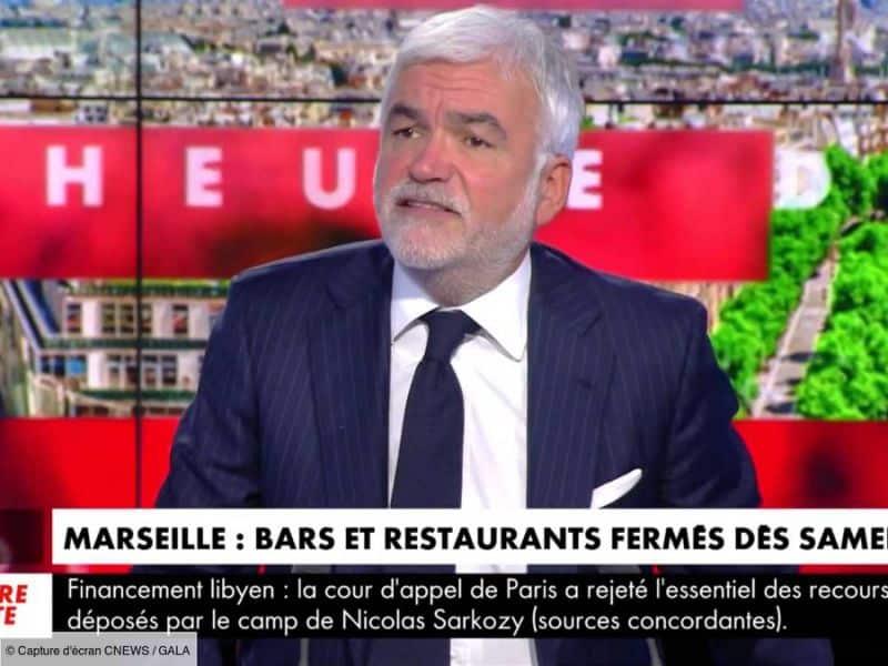 """Pascal Praud: """"Les gens qui ferment les terrasses à Marseille sont incompétents. Faut le dire."""""""
