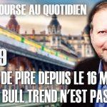 """Philippe Béchade – Séance du Vendredi 04 Septembre 2020: """"Rien vu de pire depuis le 16 mars… Mais le bull trend n'est pas mort !"""""""