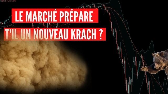 Le marché prépare-t-il un nouveau krach ?