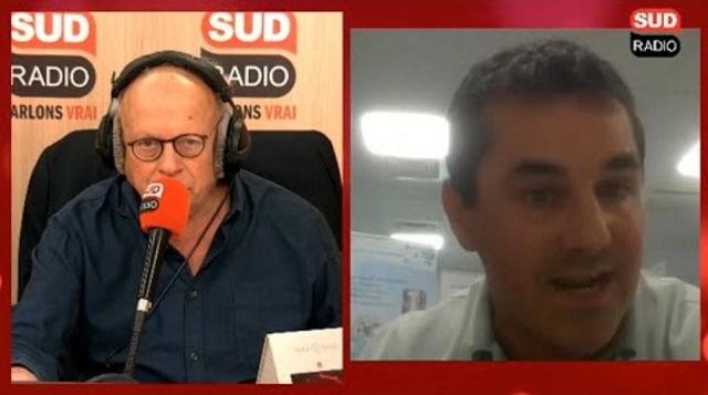 """Marseille: Le gros coup de gueule du Professeur Eric Chabrière: """"Ils nous punissent, mais ils sont les incompétents !"""""""