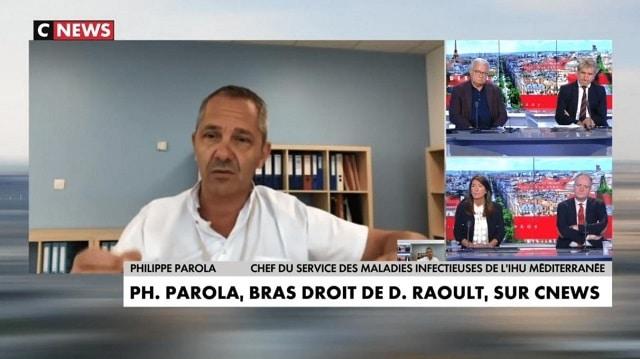 Quand même le Docteur Blachier critique fortement le gouvernement sur les mesures à Marseille…