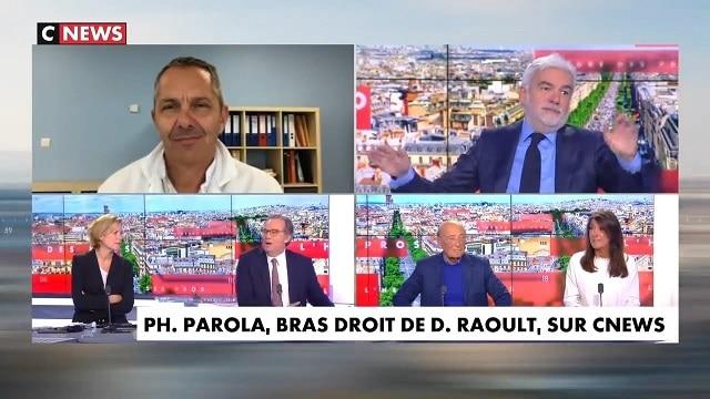 Philippe Parola et Renaud Muselier rétablissent la vérité sur la situation à Marseille (Covid-19)