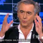 BHL parle d'une «zombification de la France» au sujet du port du masque en extérieur