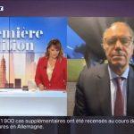 """Renaud Muselier: """"Un reconfinement est inadmissible, je me méfie beaucoup de Mr. Delfraissy"""""""