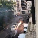 Des tirs de mortier en plein Paris en plein jour. La sauvagerie partout…