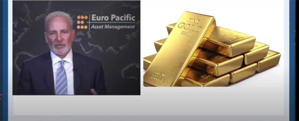 """Peter Schiff: """"Le monde est sur le point d'abandonner le dollar étalon !"""""""