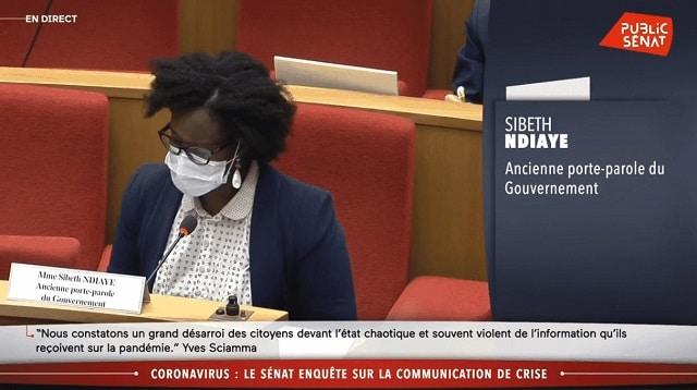 Déclaration SCANDALEUSE de Sibeth Ndiaye sur «l'acculturation scientifique du peuple» (Covid-19)